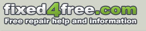 fixed4free.com - Free repair help and information
